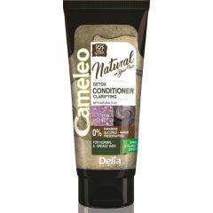 CAMELEO NATURAL DETOX Hajkondicionáló természetes agyaggal 200 ml