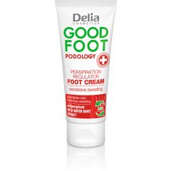 DELIA GOOD FOOT PODOLOGY Izzadásgátló lábkrém 100 ml