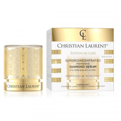 CHRISTIAN LAURENT DIAMOND SERUM Szuperkoncentrált feszesítő homlok, szem- és ajakkörnyék ápoló szérum 30 ml