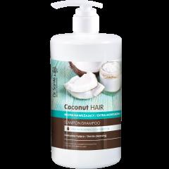 DR.SANTÉ COCONUT HAIR Extra hidratáló sampon száraz, töredezett hajra 1000 ml