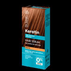 DR.SANTÉ Keratin Hair hajszérum fénytelen és töredezett hajra 50 ml