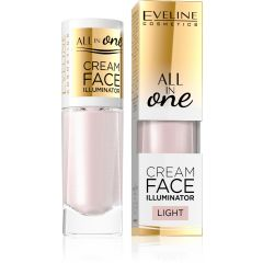 EVELINE ALL IN ONE CREAM FACE ILLUMINATOR krémes highlighter 8 ml
