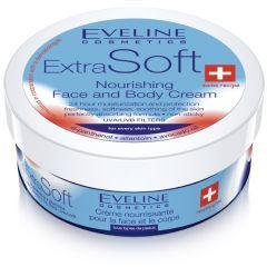 EVELINE ExtraSoft Arc-és testkrém minden bőrtípusra 200 ml