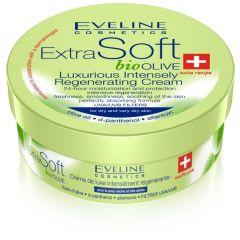 EVELINE ExtraSoft bioOliva Regeneráló testápoló krém 200 ml