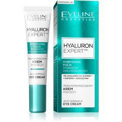 EVELINE HYALURON EXPERT Ránctalanító szemkörnyékápoló krém 15 ml