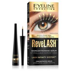 EVELINE ReveLASH™ Koncentrált szempillanövesztő szérum a hosszabb és vastagabb szempillákért!