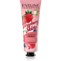 EVELINE STRAWBERRY SKIN Regeneráló kézbalzsam 50 ml