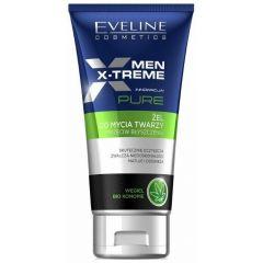 EVELINE Men X-Treme mattító hatású arclemosó gél férfiaknak 150 ml