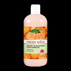 FRESH JUICE krémtusfürdő mandarin és awapuhi 500 ml