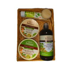 Green Pharmacy Wellness ajándék csomag - Argán olaj