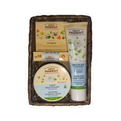 Green Pharmacy tél indító ajándék csomag - Kamilla