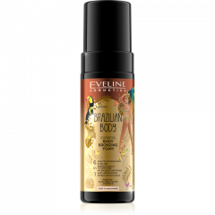 EVELINE BRAZILIAN BODY EXPRESS testbarnító hab 150ML