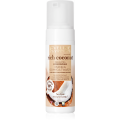 EVELINE RICH COCONUT COCONUT arctisztító hab 150ML