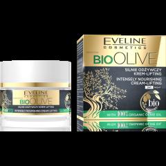 EVELINE BIO OLIVE intenzív tápláló arckrém-lifting 50 ml