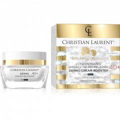 CHRISTIAN LAURENT BOTULIN 40+ Koncentrált neuro-relaxáló ránctalanító krém-booster 50 ml