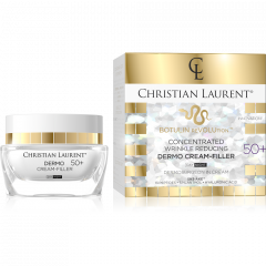 CHRISTIAN LAURENT BOTULIN 50+ Koncentrált ránccsökkentő krém-filler 50 ml