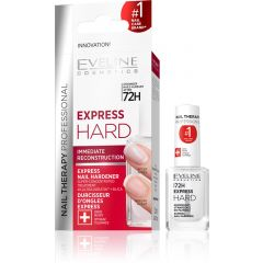 EVELINE NAIL THERAPY EXPRESS HARD intenzív keratinos körömerősítő 12 ml