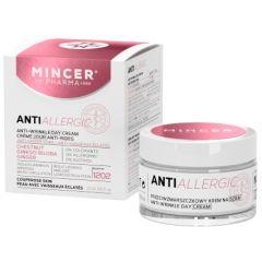 Mincer Pharma 1202 Ránctalanító arckrém rosaceás bőrre 50 ml