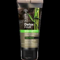 DR.SANTÉ DETOX HAIR intenzív hidratáló és tápláló hajmaszk bambuszszénnel 300 ml