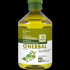 O'HERBAL Sampon normál hajra nyírfakivonattal 500 ml