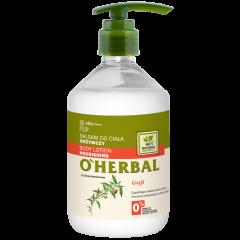 O'HERBAL Tápláló testápoló goji bogyó kivonattal 500 ml