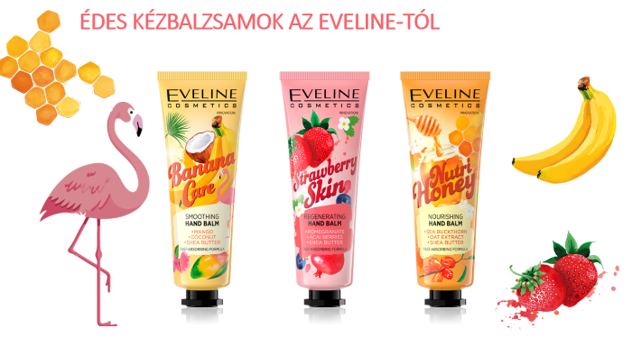 Eveline Cosmetics kézbalzsam
